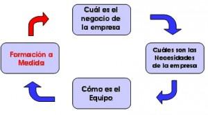 diagrama formacion navarro consultores