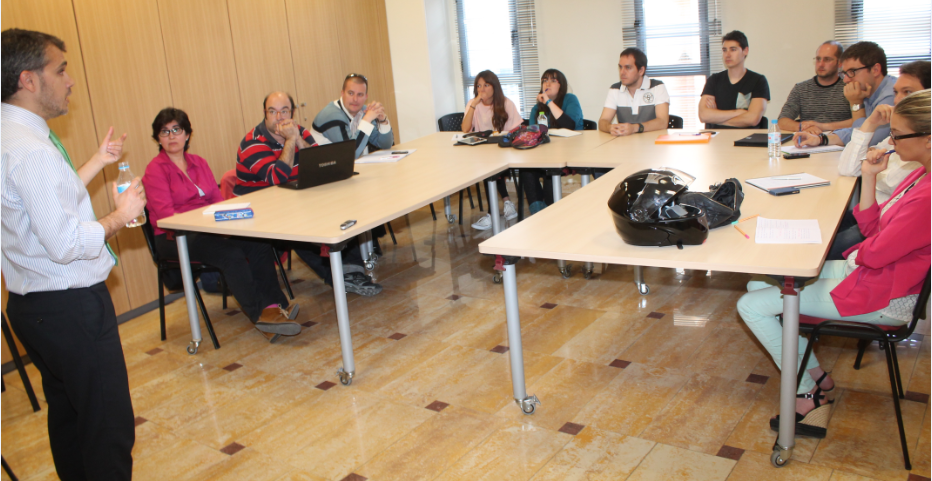 Planificacion estrategica sesión Onda factory 2014